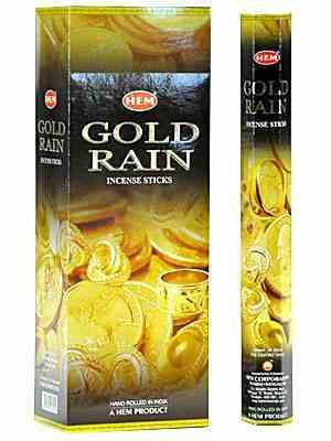 Poze Beţişoare parfumate HEM - GOLD RAIN