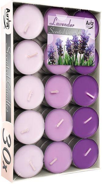 Poze Lumânări pastilă parfumate - lavandă p30-xx