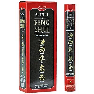 Poze Beţişoare parfumate HEM-feng shui 5 în 1