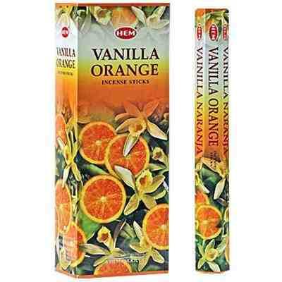 Poze Beţişoare parfumate HEM - VANILLA ORANGE