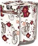 Poze Lumanare parfumata in pahar imprimata Vintage