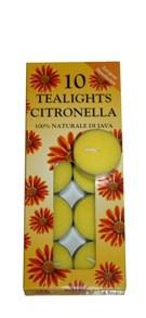 Poze Lumânări pastilă citronella