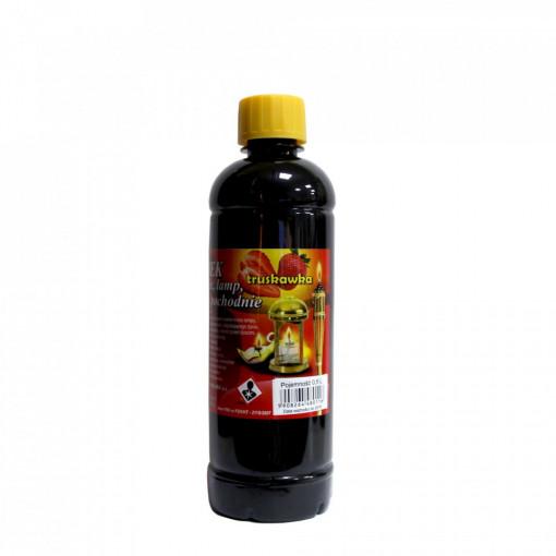 Poze Ulei parafinic aroma capsuni - 0,5 litri -