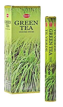 Poze Beţişoare parfumate HEM-green tea