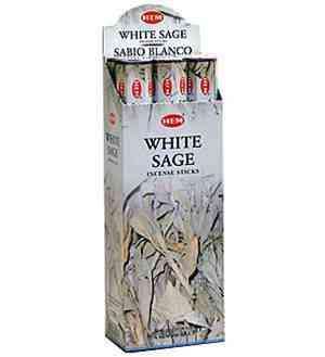 Poze Beţişoare parfumate HEM - WHITE SAGE