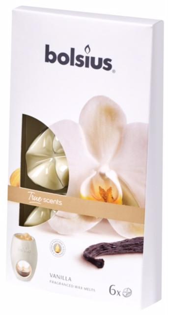 Poze Cipsuri din parafina parfumata - Vanilla (Vanilie)