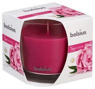 Poze Lumânare parfumată Bolsius în pahar mare – True Scents- Bujor