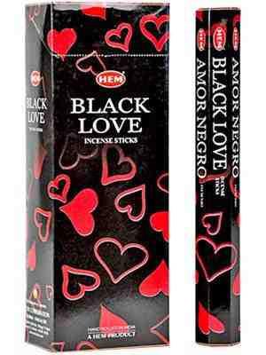 Poze Beţişoare parfumate HEM - BLACK LOVE