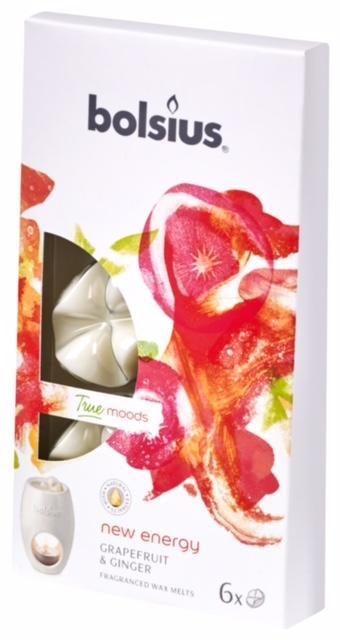 Poze Cipsuri din parafina parfumata - New Energy ( Grapefruit si Ghimbir)