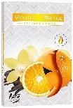 Poze Lumanare pastila parfumata vanilie si portocala