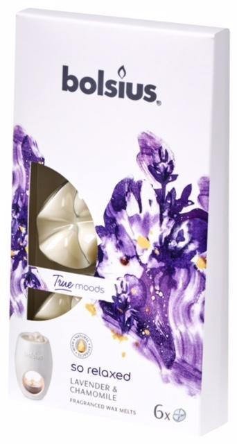 Poze Cipsuri din parafina parfumata - So Relaxed (Lavanda si Musetel)