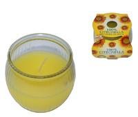 Poze Lumânare citronella în pahar