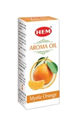 Poze Ulei aromaterapie HEM Mystic orange