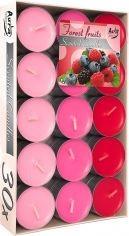 Lumânări pastilă parfumate - fructe de padure p30-xx