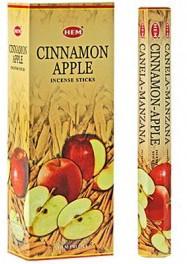 Beţisoare parfumate HEM-cinnamon apple