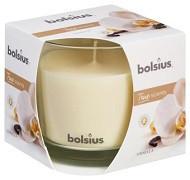 Lumânare parfumată Bolsius în pahar mare – True Scents - Vanilie