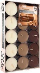 Lumânări pastilă parfumate aromă scorţişoară p30-xx