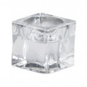 Suport lumanare sticla pentru lumanare pastila SLT 40/55