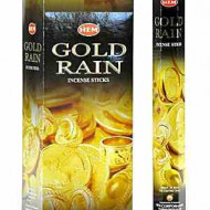 Beţişoare parfumate HEM - GOLD RAIN