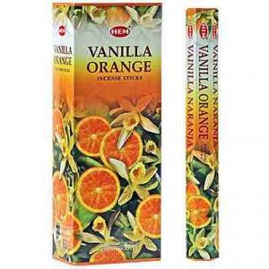 Beţişoare parfumate HEM - VANILLA ORANGE