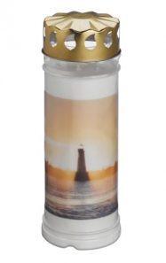 Candelă Bolsius BO 7D CAP FAR