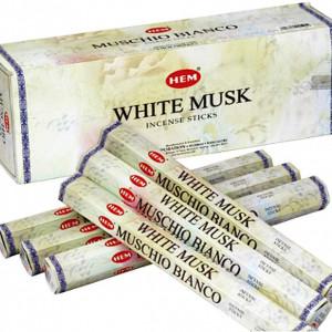 Beţişoare parfumate HEM - WHITE MUSK