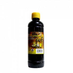 Ulei parafinic aroma scortisoara - 0,5 litri -