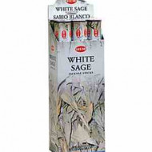 Beţişoare parfumate HEM - WHITE SAGE