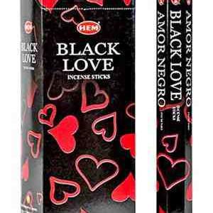 Beţişoare parfumate HEM - BLACK LOVE