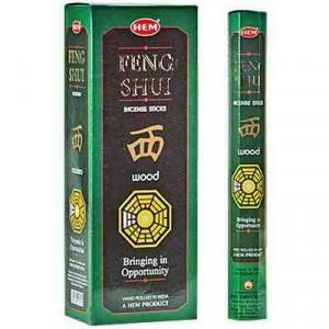 Beţişoare parfumate HEM - FENG SHUI WOOD