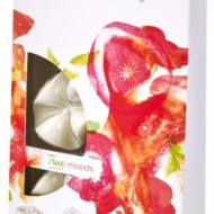 Cipsuri din parafina parfumata - New Energy ( Grapefruit si Ghimbir)