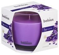 Lumânare parfumată Bolsius în pahar mare – True Scents -Lavanda