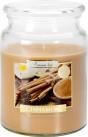 Lumanare parfumata in borcan SND99-65 Scortisoara