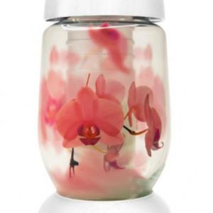 Candelă sticlă Bolsius 3L-ORH
