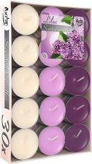 Lumânări pastilă parfumate - liliac p30-xx