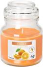 Lumanare pahar parfumat SND71-63 Portocala