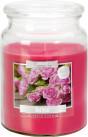 Lumanare parfumata in borcan SND99-78 Trandafir