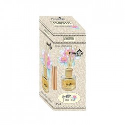 Odorizant camera cu betisoare Floral fresh 100 ml Vanesica