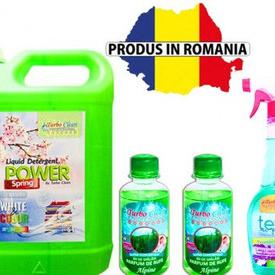 Pachet Promo 4 produse Turbo Clean Profesional Produs in Romania