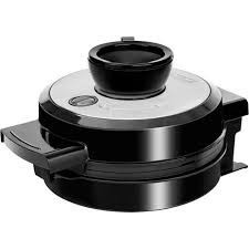 Waffle maker PYRAMID, cana 185 ml, anti stick, 700 W, alb, MPM MGO-31M