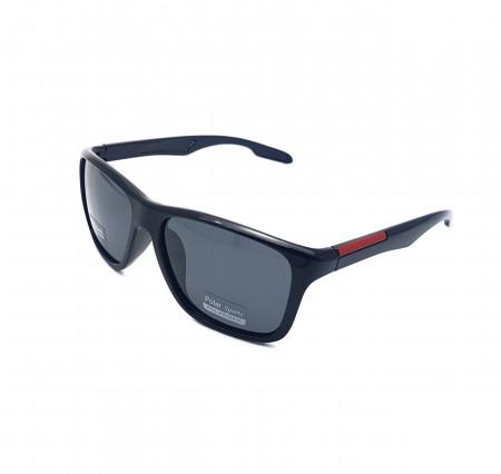 Ochelari de soare Polarizati, unisex, XP6023C3, negru