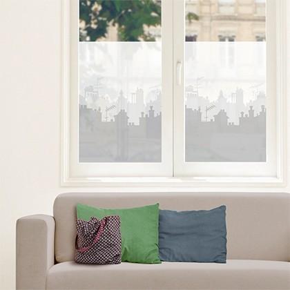 sticker de geam xl 39 39 grafica pariziana 39 39. Black Bedroom Furniture Sets. Home Design Ideas