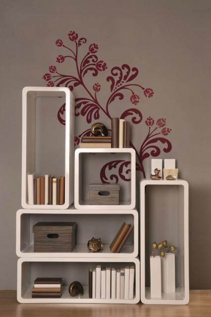 sticker decorativ belle epoque. Black Bedroom Furniture Sets. Home Design Ideas
