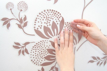 "Poze Sticker decorativ ""Bellissima"""