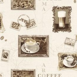 Tapet superlavabil Aroma cafelei