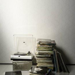 Tapet retro-modern grafic