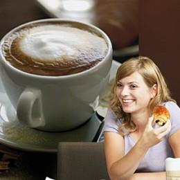 Fototapet Cafeaua de dimineata
