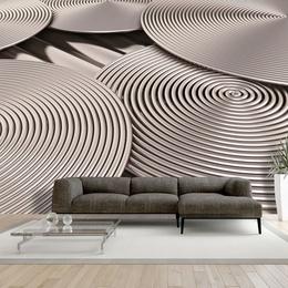 Fototapet - Copper Spirals