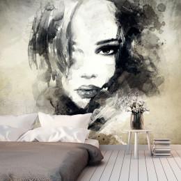 Fototapet - Mysterious Girl