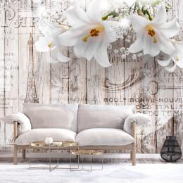 Fototapet - Parisian Lilies